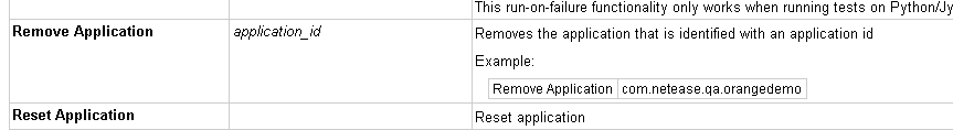 remove-application-appium-library